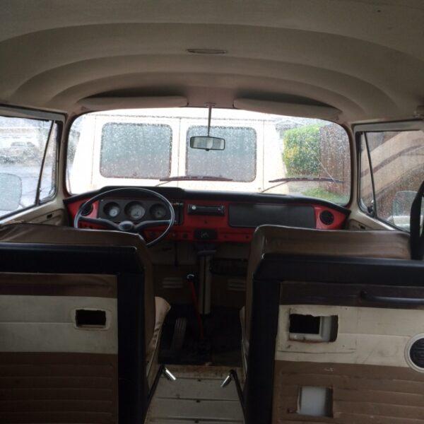 intérieur moeur Combi 1968 Clipper L