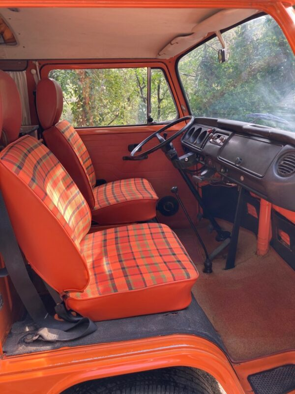 siège avant VW Combi westy