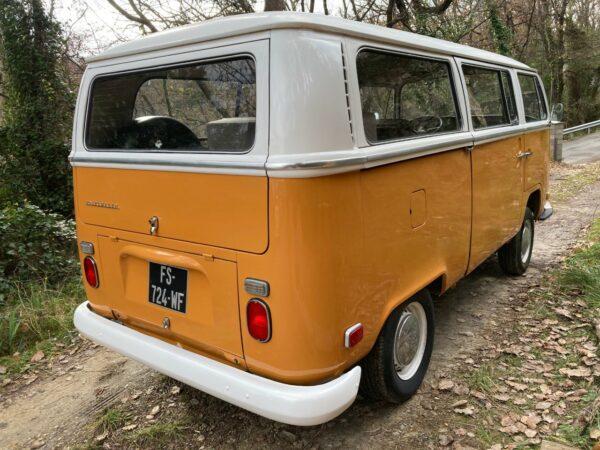 Combi Deluxe 1971 orange