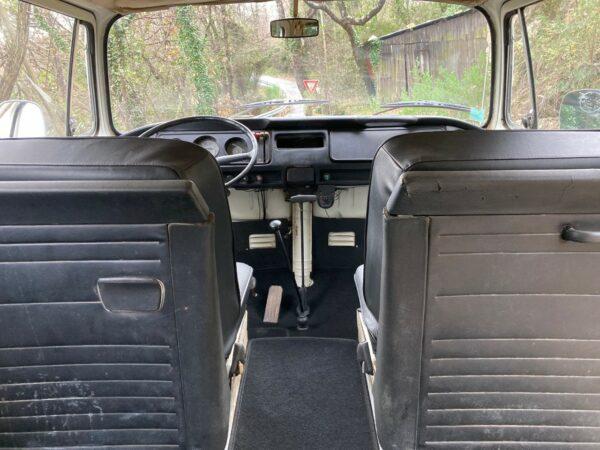 VW Combi Deluxe 1971