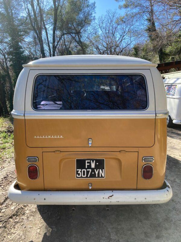 vw combi adventurewagen jaune