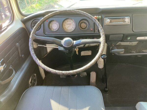volant vintage vw combi