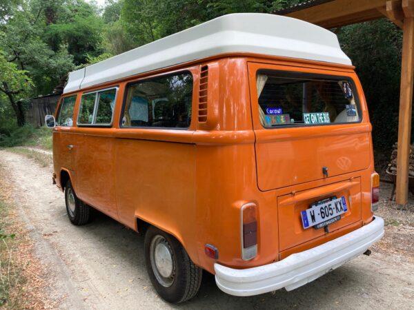 van vintage Combi vw de 1978