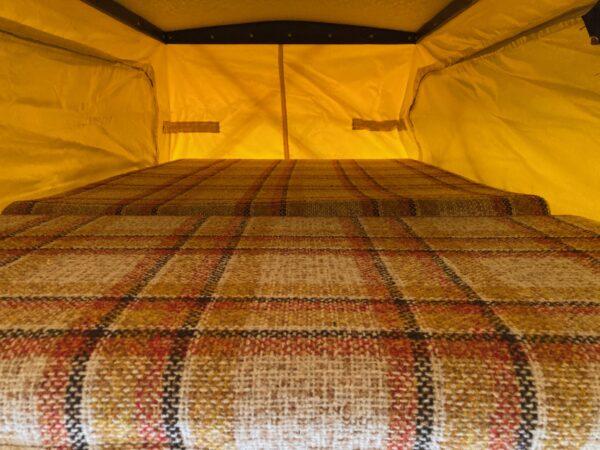 lit double dans le toit duc combi riviera