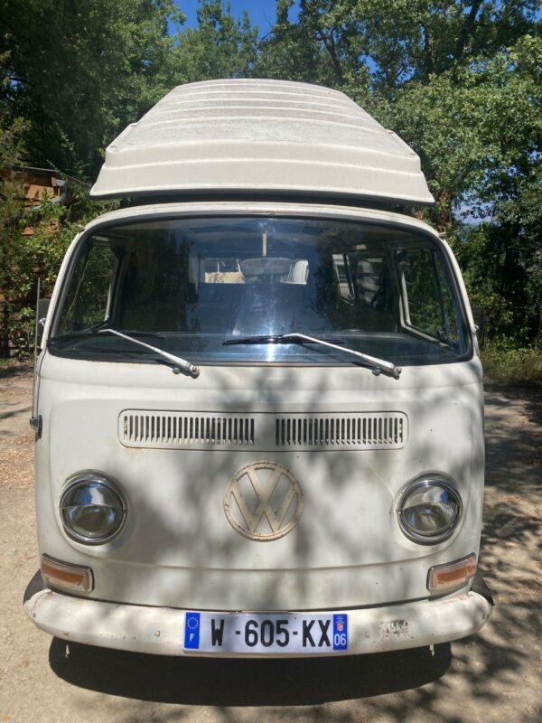 face avant camping car westaflia