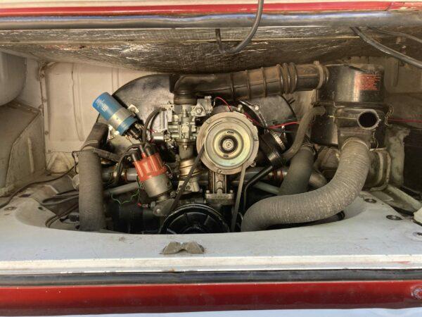 moteur 1600cc double admission