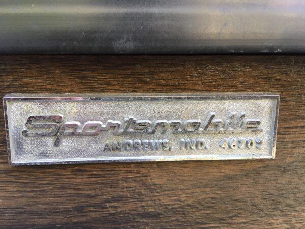 Sportsmobile original campeur