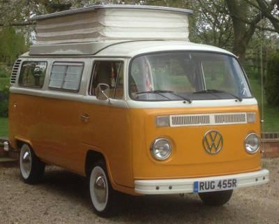 Combi aménagé camping car